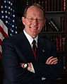 Official photograph of Lamar Alexander